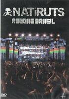 Natiruts DVD Reggae Brasil Brand New Sealed Made In Brazil