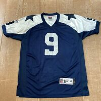 TONY ROMO #9 Dallas Cowboys NFL Football Jersey Gridiron Classic Reebok Sz 52