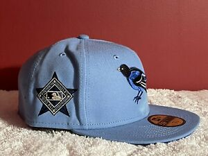 7 3/8 Exclusive New Era Baltimore Orioles 1993 All Star Game Fitted Hat