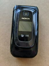 Nokia 6085H (AT&T) Flip Cellphone Mobile Phone tested working