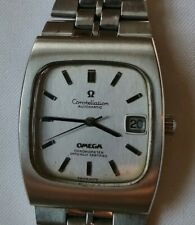 Omega Constellation Automatic Chronometer Date Analog Men's Vintage Watch