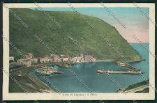 Livorno Isola Capraia cartolina EE6896