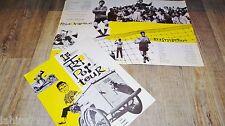 LE TRIPORTEUR ! darry cowl scenario dossier presse cinema 1957