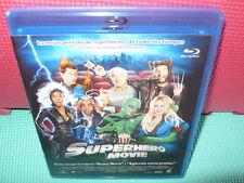 SUPERHERO MOVIE - BLU-RAY -