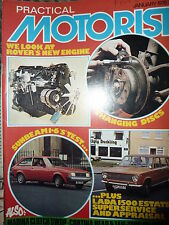 PRACTICAL MOTORIST JAN 78