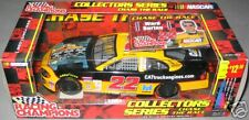 2001 Racing Champions 1:24 WARD BURTON #22 CAT Truck Engines Dodge