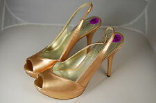 New Guess by Marciano open toe shoes size 8.5
