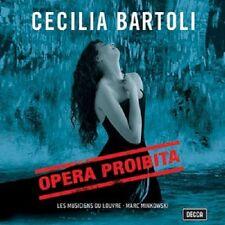 """Cecilia Bartoli """"Opera proibita"""" CD NUOVO"""