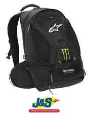 Alpinestars Terror Backpack Motorcycle Motorbike Bag Rucksack Monster Black J&s