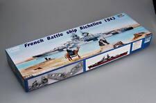 Trumpeter 05311 1/350 French battleship Richelieu