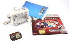 Disney Flix Kids Digital Video Camera Camcorder Sakar Movie Maker CD-Rom