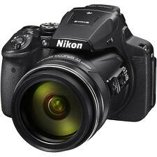 Nikon COOLPIX P900 16MP 83x Super Zoom Digital Camera Full HD Video, WiFi, GPS -