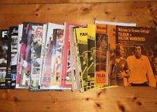 10 x 1972-73 onwards Fulham Fc Home Programmes - Your Choice - Free Postage