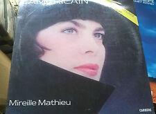 Mireille Mathieu  L' Américain car 109 disco vinile nuovo sigillato 1989  MINT