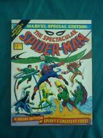 The Spectacular Spider-Man Marvel Treasury 1975  FN/VF (7.0)