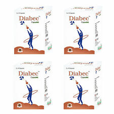 Supplement For Hyperglycemia To Control High Blood Sugar 200 Diabec Capsules