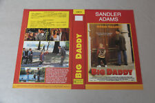 JAQUETTE VHS - Big Daddy