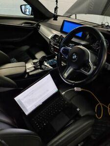 BMW Coding Service E & F & G Series Diagnostic Retrofit Remote.Coding.worldwide