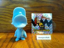 Keshi Surprise! Peanuts Baseball Mini-Figure Charlie Brown Blue