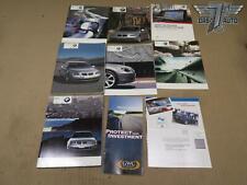 2004 BMW 5-SERIES OPERATOR USER OWNERS GUIDE MANUAL BOOK SET CASE OEM