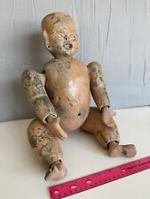 Pre-Columbian - Olmec - Jumbo Ceramic Baby Doll