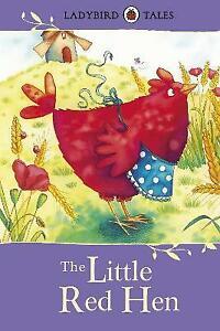 The Little Red Hen - Lady Bird Tales    **NEW HARDBACK**