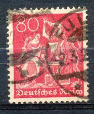 Reich 166 gebruikt; infla geprüft