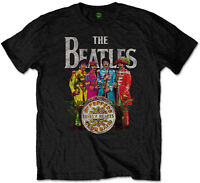 The Beatles 'Sgt Pepper' (Packaged) T-Shirt - NEW & OFFICIAL!