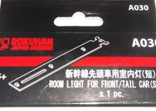 Rokuhan A030 Innenbeleuchtung Shinkansen Endwagen