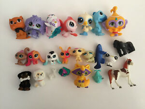 NEW OTHER 23 X my littile Petsshop Mystery Mini Pet from collections...more