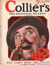 1925 Colliers June 27 - Is Mussolini good for Italy? David Warfield;Willa Cather