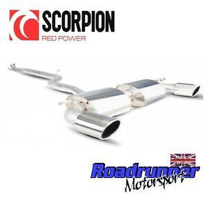 Scorpion Exhaust Mercedes A Class A250 AMG 4Matic Cat Back Non Resonated SMBS002