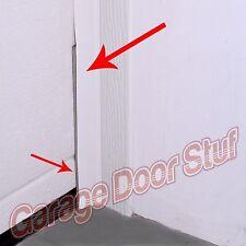 Garage Door Rodent Shield