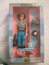 2000 Barbie Collectibles - Cool Collecting Barbie..New In The Box!!!