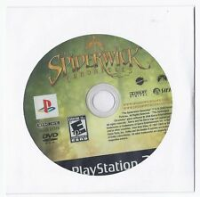 The Spiderwick Chronicles Playstation 2 Video Game