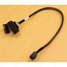 New Amphenol RHS36-2582 U.2 SFF-8639 to Mini-SAS SFF-8643 cable US-SameDayShip