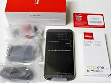 HTC M8 One 6995L Windows Gray Smartphone Verizon unlocked GSM BRAND NEW BOX