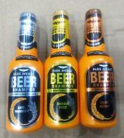 Park Avenue Beer Shampoo   Anti-Dandruff   Damage Free   Shiny & Bouncy - 70 ML