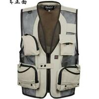 Result Work-Guard Adventure Multi Cargo Pocket Adult Gilet Outdoor Waistcoat New