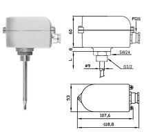 Stabtemperaturregler STR-IG (174521430510) Temperaturwächter Temperaturregler