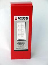 Paterson plastique gradué 300ml 11 us fl Ozs PTP303