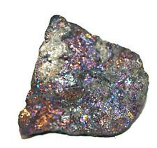Bornite - Peacock Ore Mineral crystal 66gms34mm Reiki, Accupressure,Shiatsu#8233