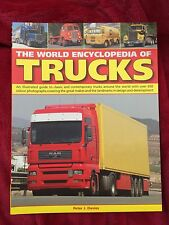 The World Encyclopedia of Trucks .new book