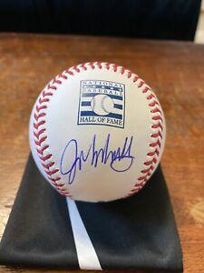John Smoltz Signed Hall Of Fame Baseball PSA DNA Coa Atlanta Braves Autographed