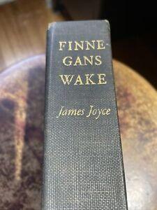 Finnegans Wake - James Joyce First Edition-1939 HB