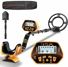 Metal Detector High Accuracy Metal Detector for Adults Kids Lcd Display with
