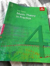 Music Theory in Practice, Grade 4 by Eric Taylor (2008, Paperback)