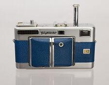 Voigtlander Vitessa Replacement Cover - Laser Cut Genuine Leather