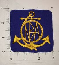 NBA Patch - Vintage National Boating Association