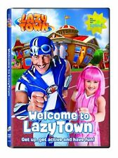 LazyTown: Welcome To LazyTown NEW!